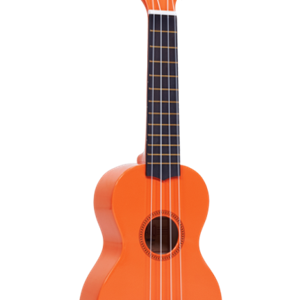 Mahalo Soprano Ukulele in Orange