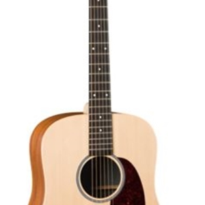 Martin DX1KAE Dreadnought Acoustic/Electric Guitar with Koa Back and Sides