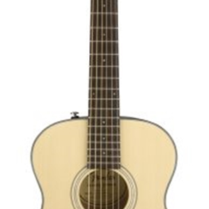 Fender CT60S Travel Size Acoustic Guitar with Solid Spruce Top