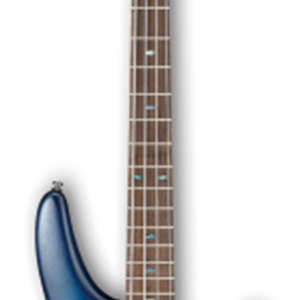 Ibanez SR500 Electric Bass in Saphire Blue Flat Finish