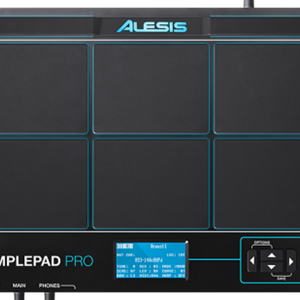 Alesis Samplepadpro 8-Pad Percussion and Sample-Triggering Instrument