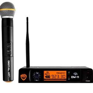 Nady DW11 Digital Wireless Handheld Microphone System