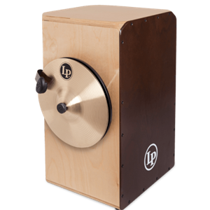 Latin Percussion Cajon Hi-Hats