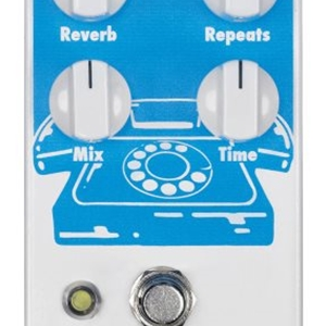 Earthquacker Devices Dispatch Master™ Digital Delay and Reverb Effect Pedal