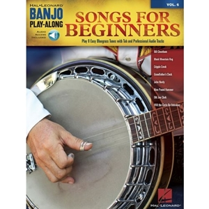 Songs for Beginners, Banjo Playalong