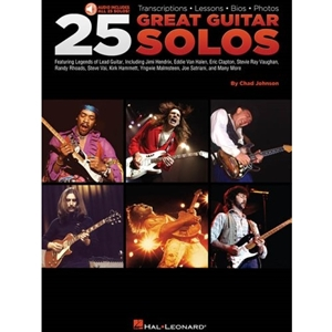 25 Great Guitar Solos