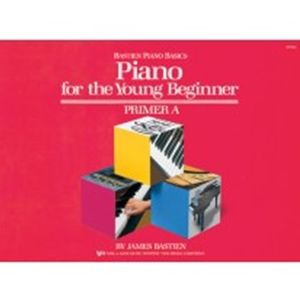 Bastien Piano for the Young Beginner Primer A