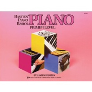 Bastien Piano Primer Level
