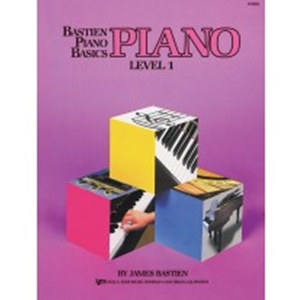 Bastien Piano Level 1
