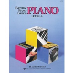 Bastien Piano Level 2