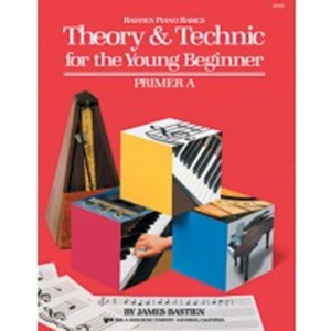 Bastien Theory/Technic Young Beginner Primer A