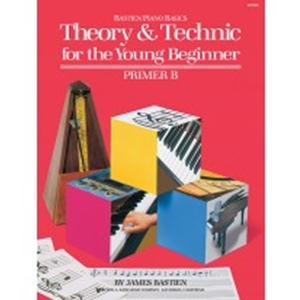 Bastien Theory/Technic Young Beginner Primer B