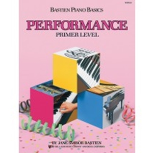 Bastien Performance Primer Level