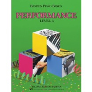Bastien Performance Level 3