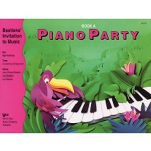 Bastien Piano Party Book A