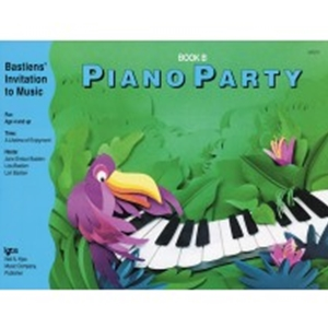 Bastien Piano Party Book B