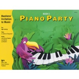 Bastien Piano Party Book C