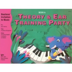 Bastien Theory & Ear Training Party Book A