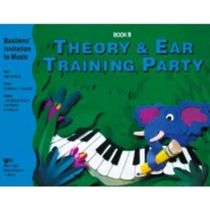 Bastien Theory & Ear Training Party Book B