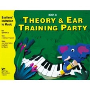 Bastien Theory & Ear Training Book C
