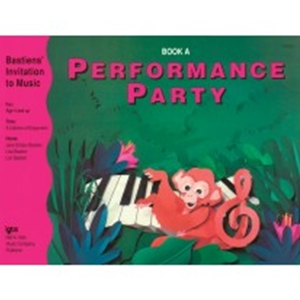 Bastien Performance Party Book A