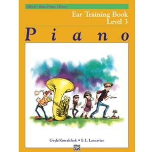 Ear Traning Book Level 3