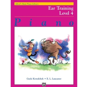 Ear Training Book Level 4