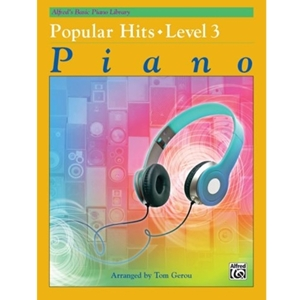Popular Hits Book Level 3