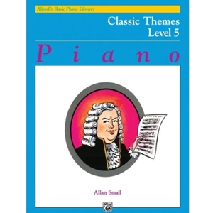 Classic Themes Book Level 5