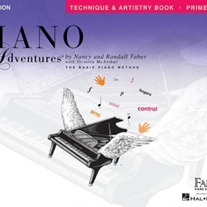 Piano Adventures Technique Book Primer Level
