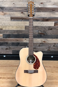 Fender ®CD140SCE 12-String Acoustic Electric, Natural