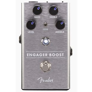 Fender ® Engager Boost Pedal