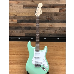Squier® Affinity Series™ Stratocaster® in Surf Green Finish