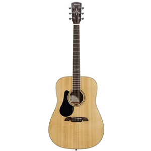 Alavarez AD60L Aritist 60 Series Left handed Acoustic Guitar in Natural Finish