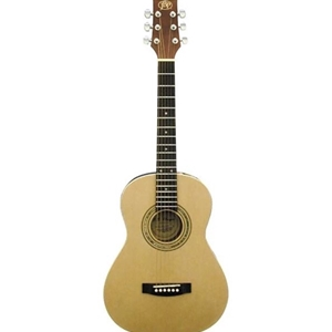 JB Player 36inch Student Guitar in Natural Finish