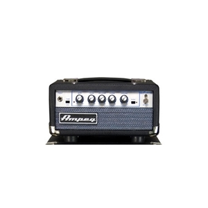 Ampeg 200 Watt Solid State Bass Head