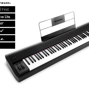 M-Audio HAMMER88 Key Hammer-Action USB/MIDI Keyboard Controller