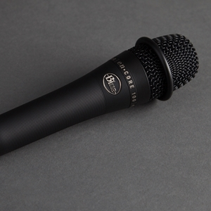 Blue Dynamic Handheld Microphone with Cardioid Polar Pattern