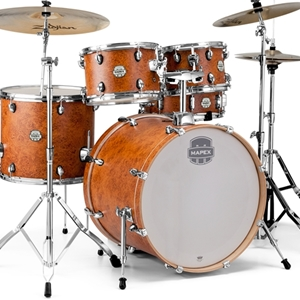 Mapex Storm Series 5 Piece Drumset w/ Hardware in Camphor Wood