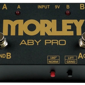 Moreley ABY Pro Selector Switch