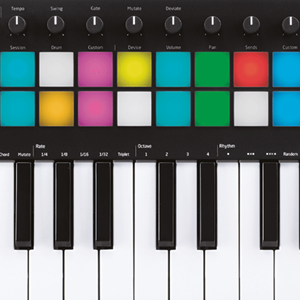 Novation LAUNCHKEYMINI Keyboard Controller