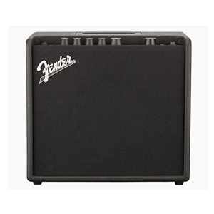 Fender 25 Watt Guitar Amplifier w/ 30 Presets and USB Connectivity