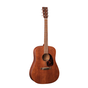 Martin 6 String Acoustic Guitar with Mahogany Top, Back, Neck, & Sides with Rosewood Fingerboard