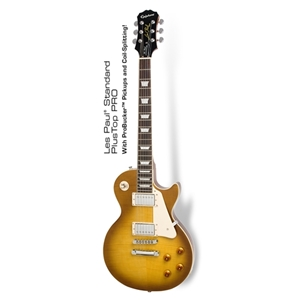 Epiphone Les Paul Plustop in Honeyburst