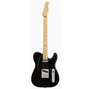 Fender Player Telecaster with Maple Fingerboard in Black