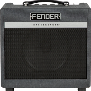 Fender® Bassbreaker™007 7-watt Combo Guitar Amplifer