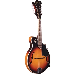 Goldtone Mandolin F-Style, Solid Spruce Top, Maple Back & Sides