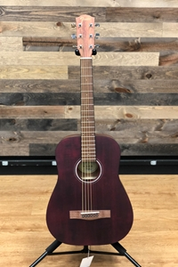 Fender FA15 3/4 Size Acoustic Guitar Red