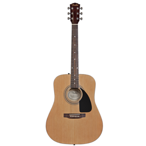 Fender FA100 Dreadnought Acoustic Guitar with Gig Bag